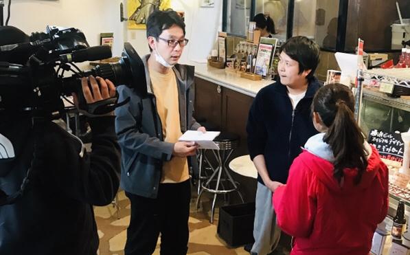 テレビ神奈川 かながわ旬菜ナビ「地元で選ぶ❤春ギフト」 取材して頂きました!