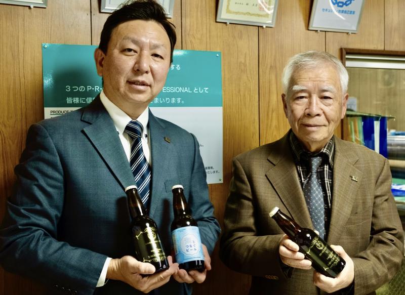 """「横浜ビール」を語る上で欠かせない大切な一杯の先にいる「ヨコビの""""かお""""」をご紹介します。第九回目は 「日本保安工業株式会社」代表取締役小山巖さんと、専務取締役小山大輔さんです。"""