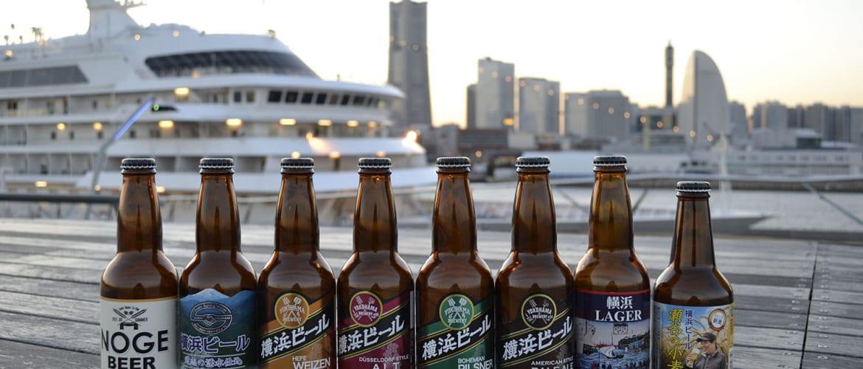 Tokyo Weekenderにて横浜ビールをご紹介いただきました。